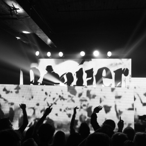 """DJ and producer, """"Baauer,"""" rose to fame when his song, """"Harlem Shake,"""" went viral."""