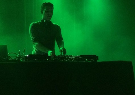 Belgian drum and bass producer and DJ, Netsky, signed to Hospital Records in 2009.